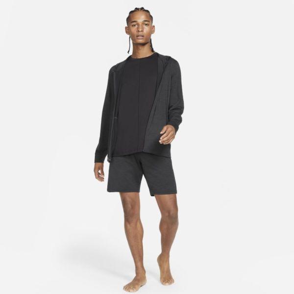 Nike Yoga Dri-FIT Pantalón corto - Hombre - Negro