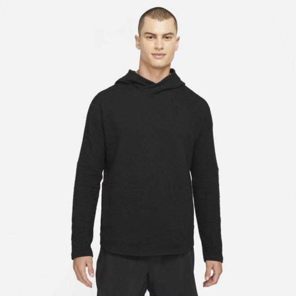 Nike Yoga Nomad Sudadera con capucha - Hombre - Negro