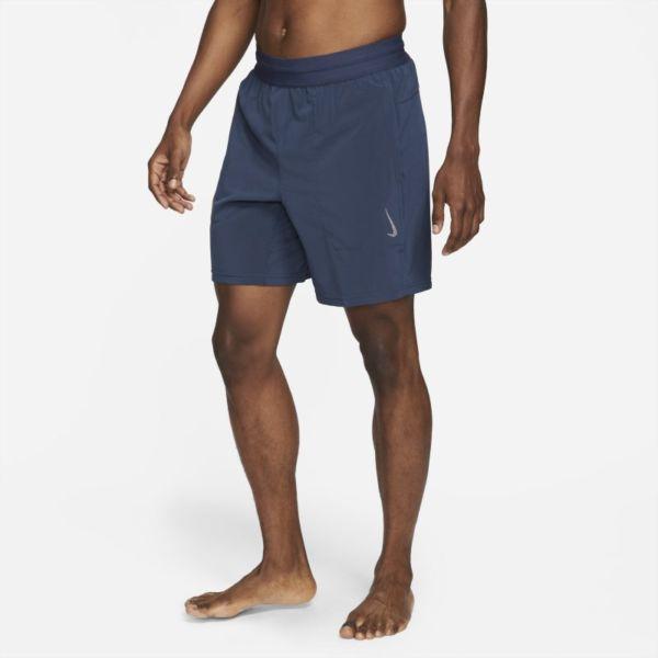 Nike Dri-FIT Pantalón corto - Hombre - Azul