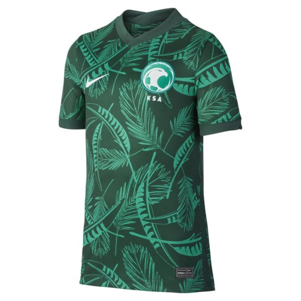 Saudi Arabia 2020 Stadium Away Camiseta de fútbol - Niño/a - Verde