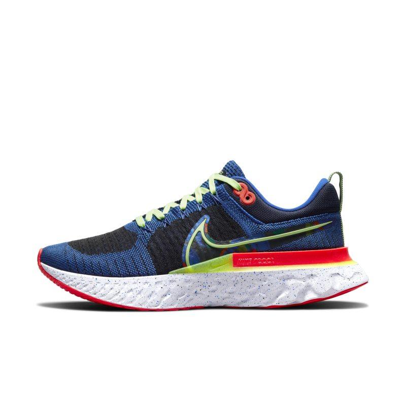 Nike React Infinity Run Flyknit 2 A.I.R. Kelly Anna London Zapatillas de running - Hombre - Azul