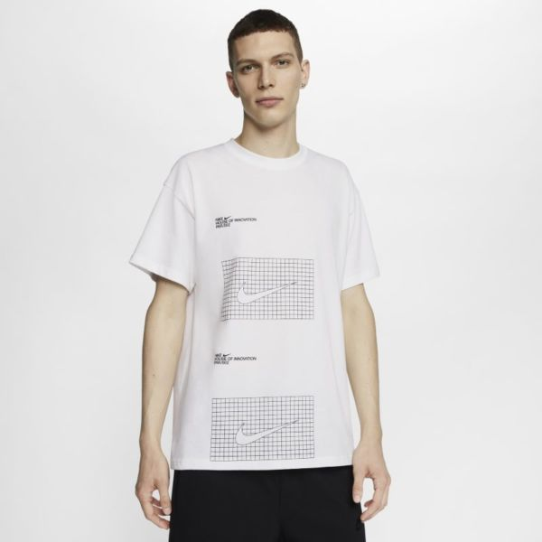 Nike Sportswear House of Innovation (Paris) Camiseta - Hombre - Blanco