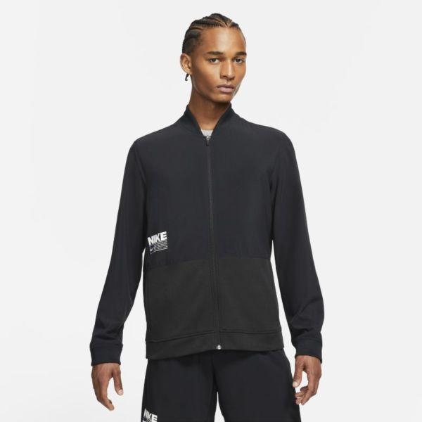 Nike Dri-FIT Chaqueta de entrenamiento - Hombre - Negro