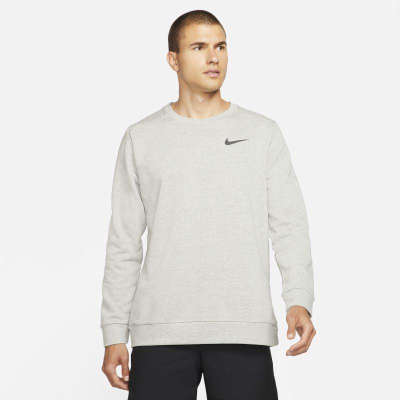 Nike Dri-FIT Sudadera de entrenamiento - Hombre - Gris