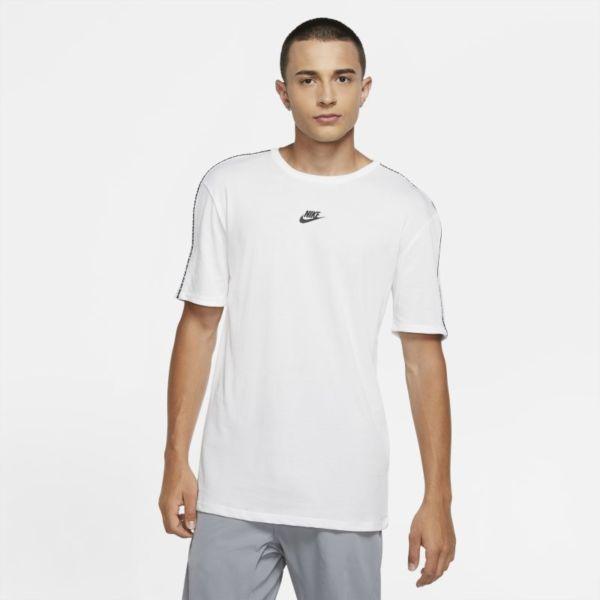 Camiseta de manga corta Nike Sportswear para hombre - Blanco