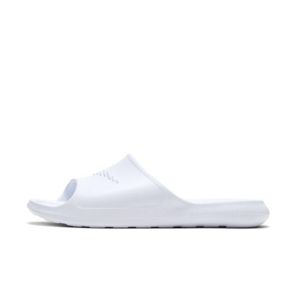 Nike Victory One Chanclas para la ducha - Mujer - Blanco