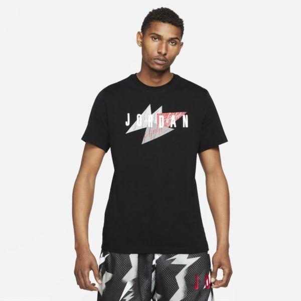 Jordan Jumpman Air Camiseta de manga corta - Hombre - Negro