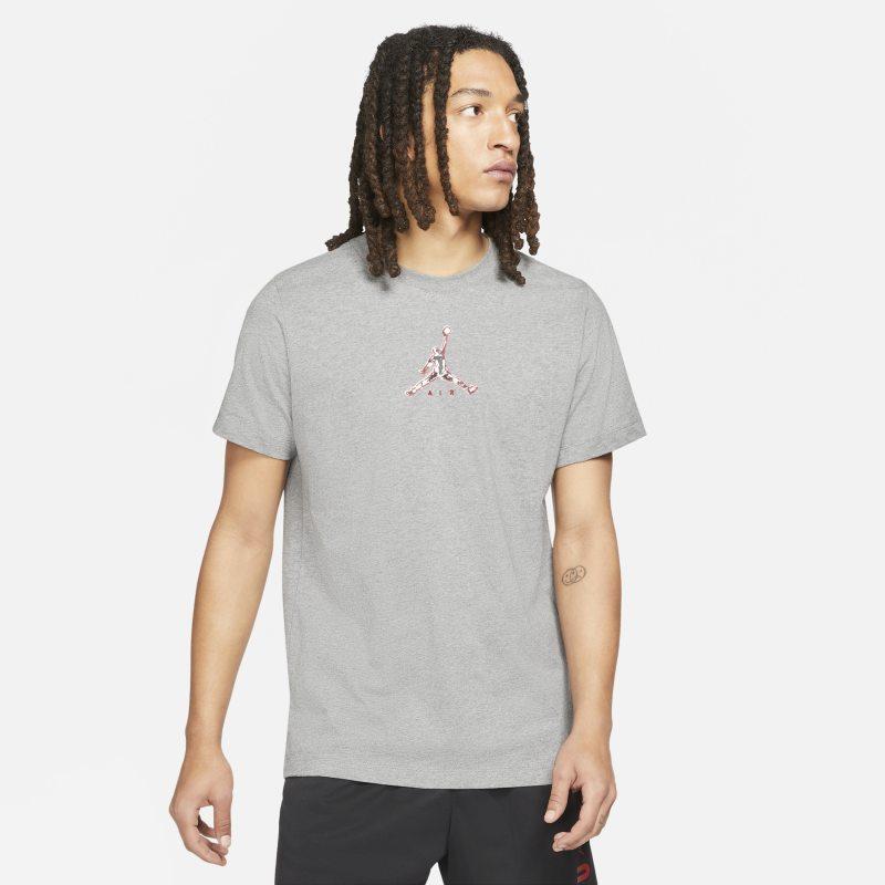 Jordan 23 Swoosh Camiseta de manga corta - Hombre - Gris