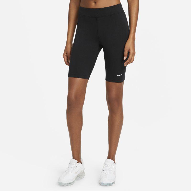 Nike Sportswear Essential Pantalón corto de ciclismo - Mujer - Negro