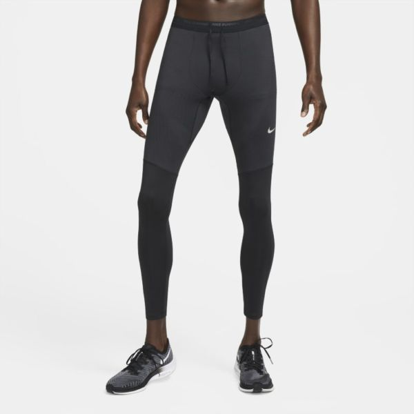 Nike Phenom Elite Mallas de running - Hombre - Negro