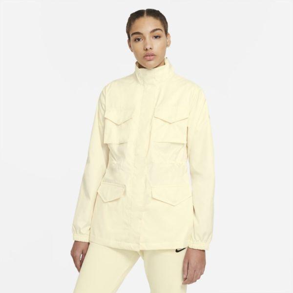 Nike Sportswear Chaqueta M65 de tejido Woven - Mujer - Blanco