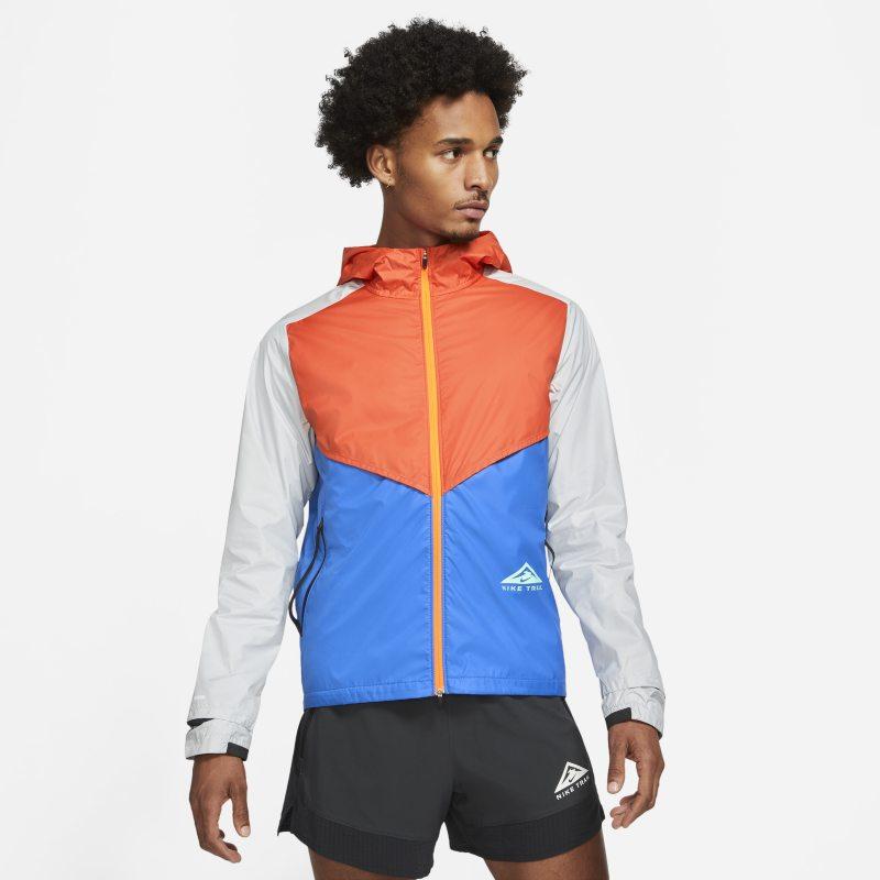 Nike Windrunner Chaqueta de trail running - Hombre - Naranja