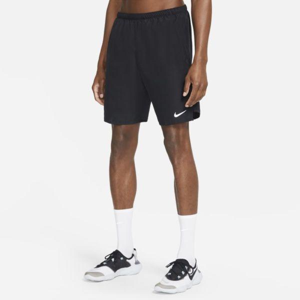 Nike Challenger Pantalón corto de running con forro de slip - Hombre - Negro