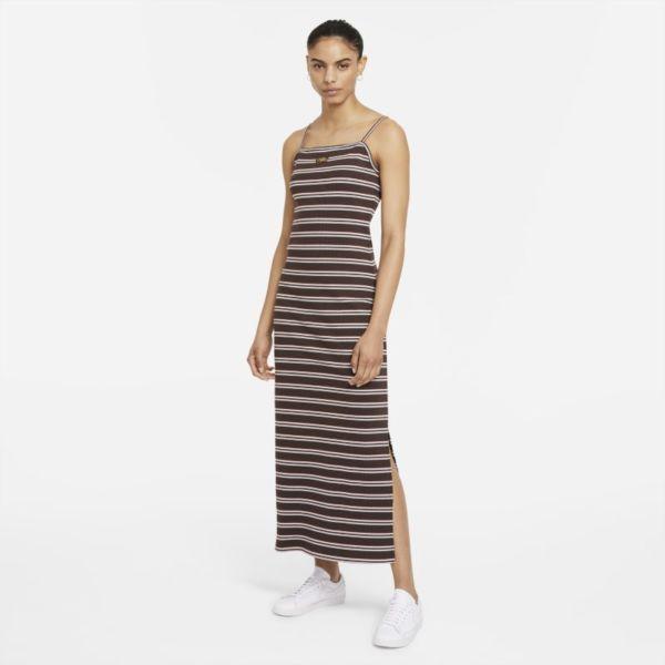 Nike Sportswear Femme Vestido - Mujer - Marrón