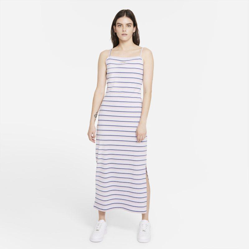 Nike Sportswear Femme Vestido - Mujer - Morado