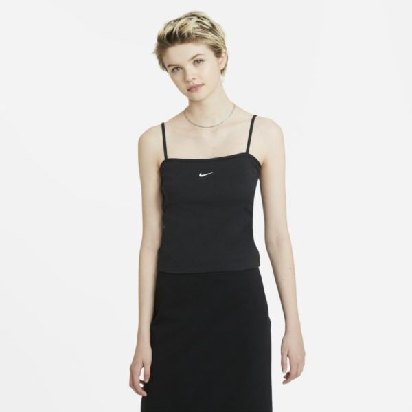 Nike Sportswear Essentials Camiseta - Mujer - Negro