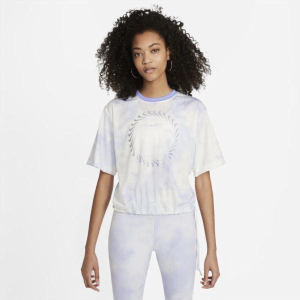 Nike Sportswear Icon Clash Camiseta de manga corta - Mujer - Morado