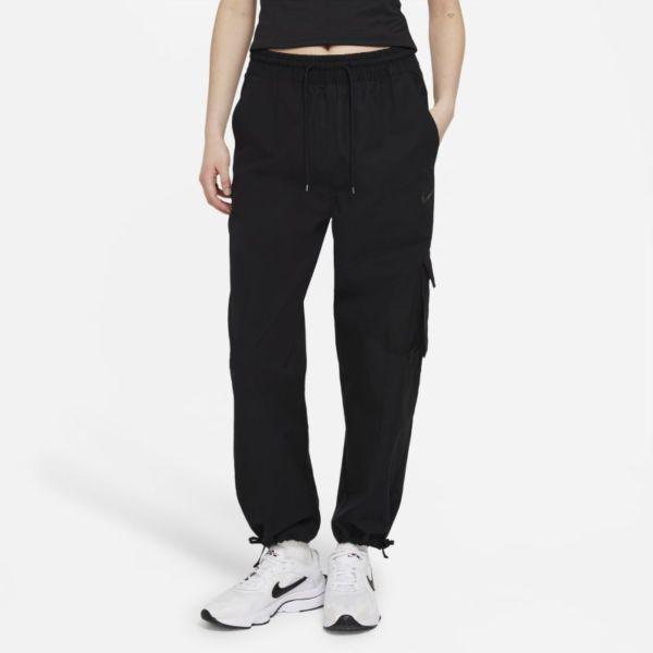 Nike Sportswear Icon Clash Pantalón con bolsillos - Mujer - Negro
