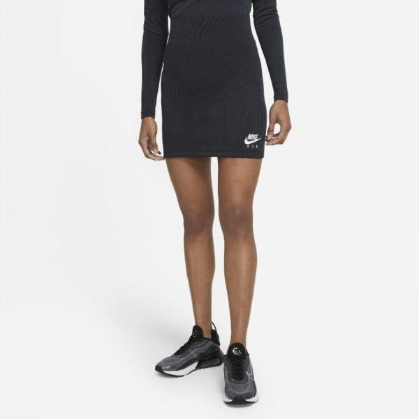 Nike Air Falda - Mujer - Negro