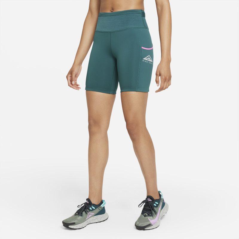 Nike Epic Luxe Pantalón corto de trail running - Mujer - Verde