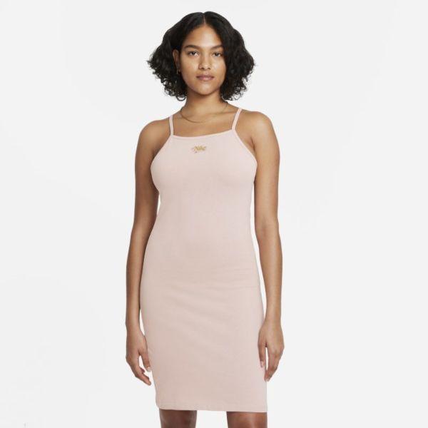 Nike Sportswear Femme Vestido - Mujer - Rosa