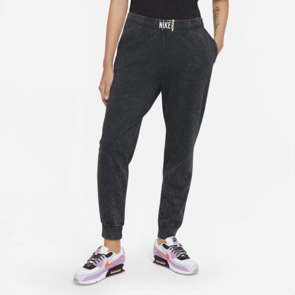 Nike Sportswear Pantalón con efecto lavado - Mujer - Negro