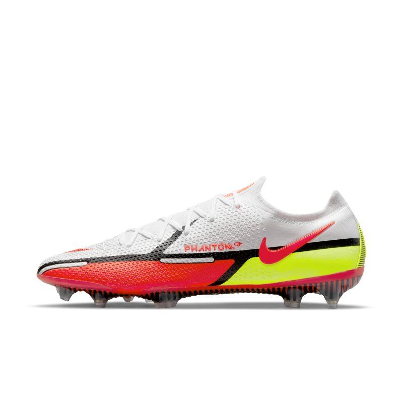 Nike Phantom GT2 Elite FG Botas de fútbol para terreno firme - Blanco