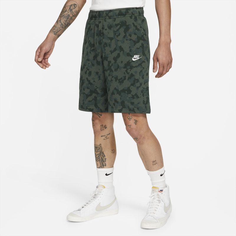 Nike Sportswear Club Pantalón corto de tejido French terry - Hombre - Verde