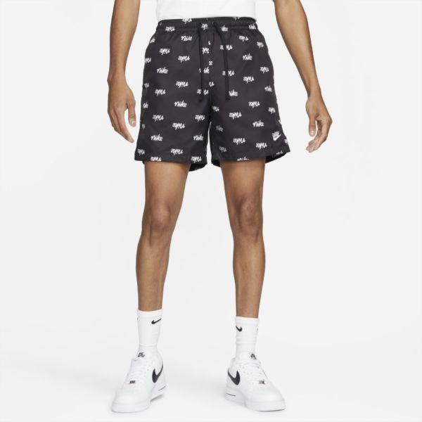 Nike Sportswear Club Flow Pantalón corto de tejido Woven - Hombre - Negro