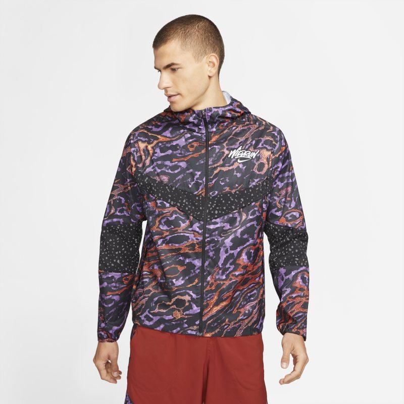 Nike Windrunner Wild Run Chaqueta de running - Hombre - Morado