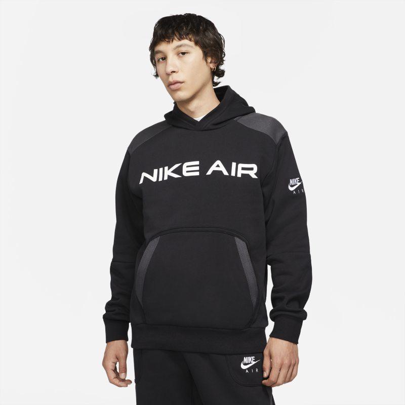 Nike Air Pullover Fleece Sudadera con capucha - Hombre - Negro