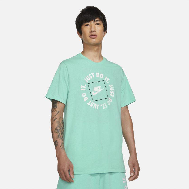 Nike Sportswear JDI Camiseta - Hombre - Verde