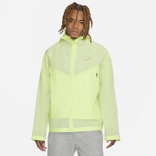 Nike Sportswear Windrunner Chaqueta con capucha - Hombre - Verde