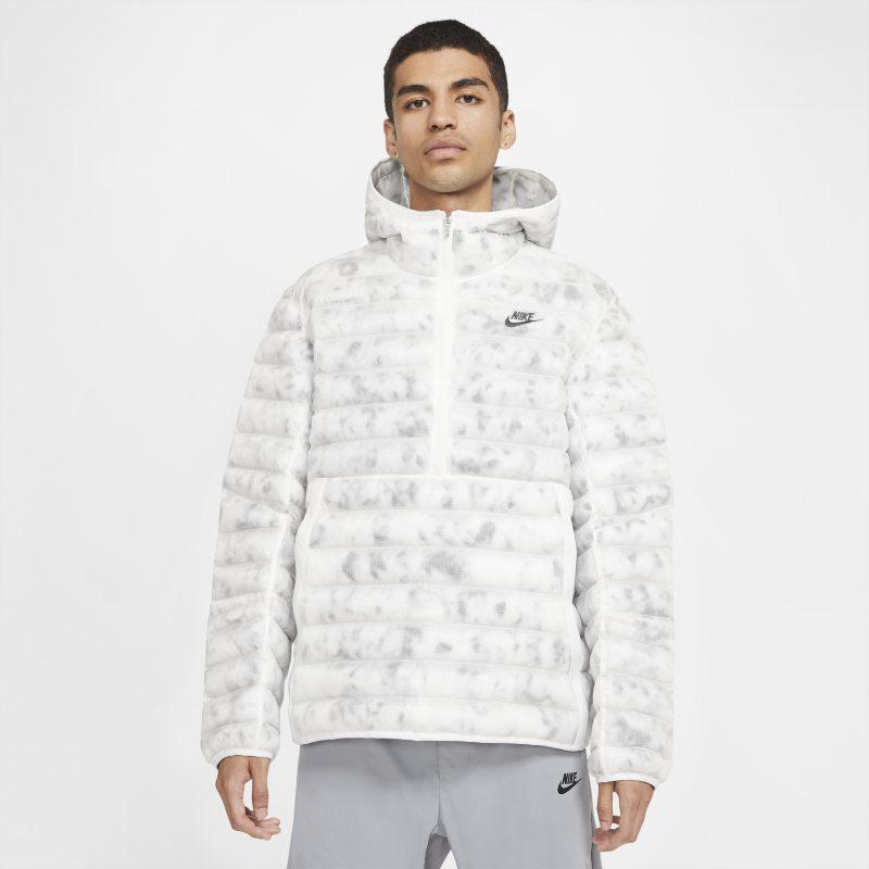 Nike Sportswear Marble Insulation Chaqueta - Hombre - Blanco
