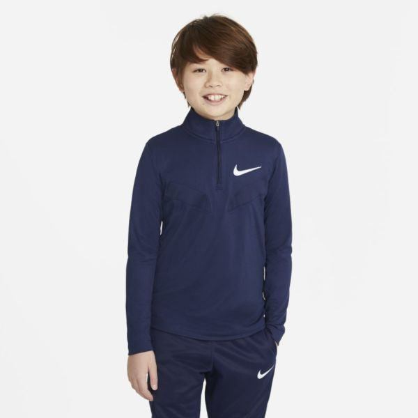 Nike Sport Camiseta de entrenamiento de manga larga - Niño - Azul