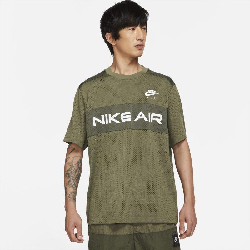 Nike Air Camiseta de malla - Hombre - Marrón