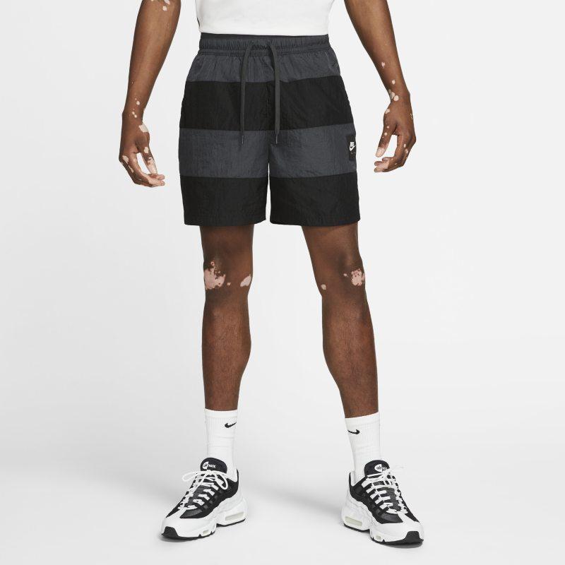 Nike Air Pantalón corto de tejido Woven - Hombre - Negro