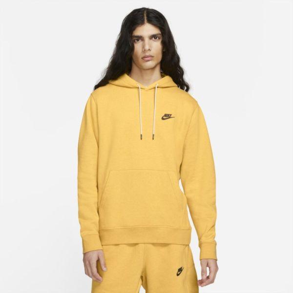 Nike Sportswear Sudadera con capucha - Hombre - Amarillo