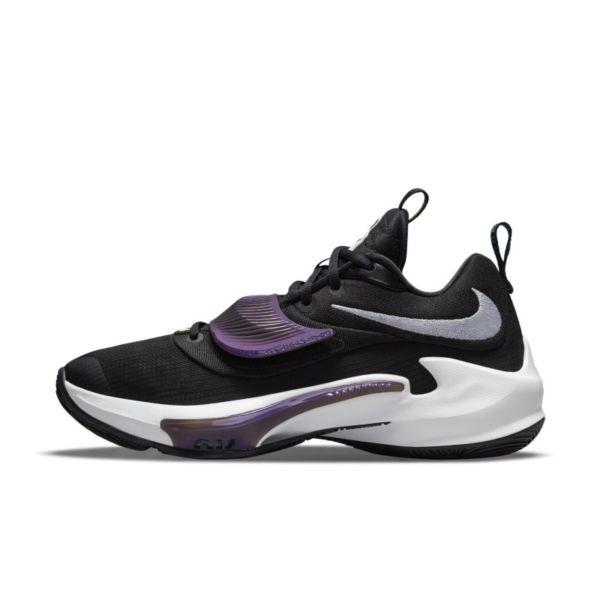 Zoom Freak 3 Zapatillas de baloncesto - Negro