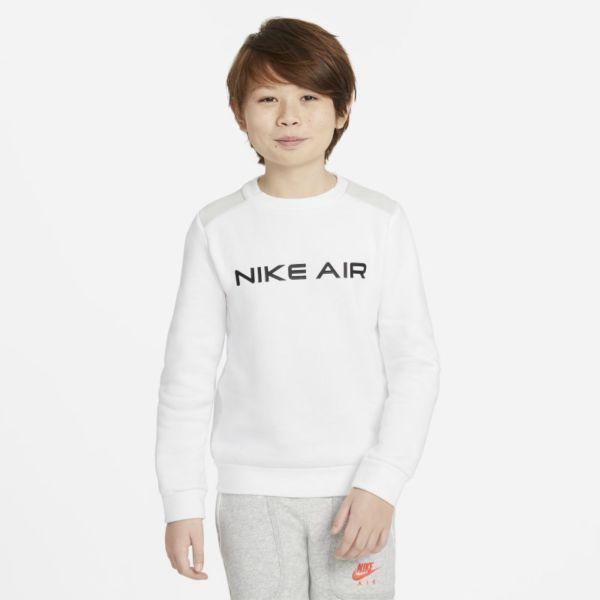 Nike Air Sudadera - Niño - Blanco