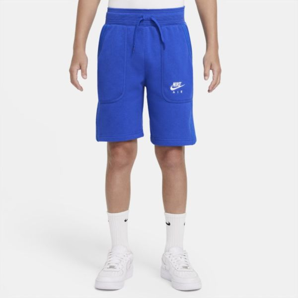 Nike Air Pantalón corto de tejido French Terry - Niño - Verde
