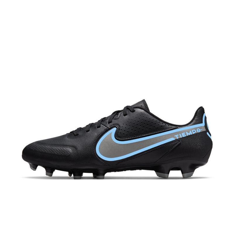 Nike Tiempo Legend 9 Academy MG Botas de fútbol multisuperficie - Negro