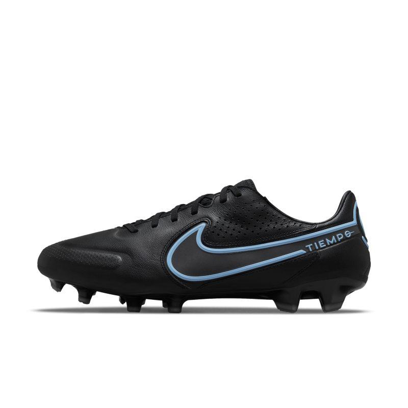 Nike Tiempo Legend 9 Pro FG Botas de fútbol para terreno firme - Negro