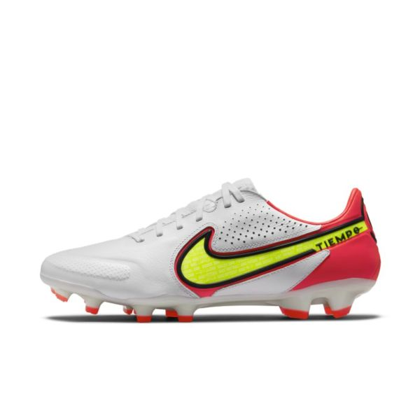Nike Tiempo Legend 9 Pro FG Botas de fútbol para terreno firme - Blanco