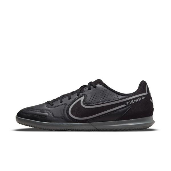 Nike Tiempo Legend 9 Club IC Botas de fútbol sala - Negro