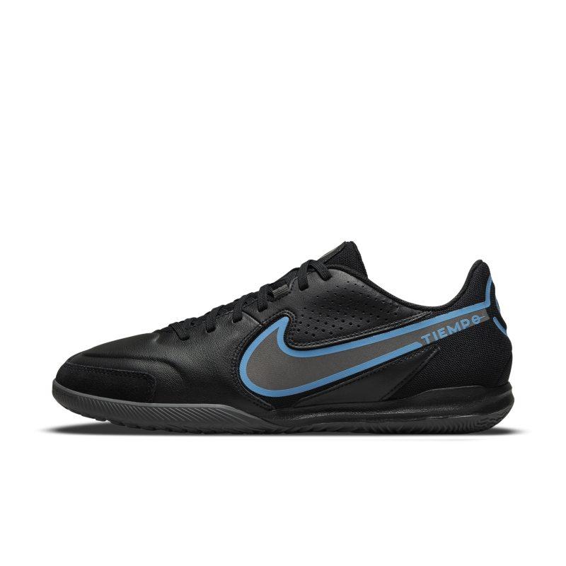 Nike Tiempo Legend 9 Academy IC Botas de fútbol sala - Negro