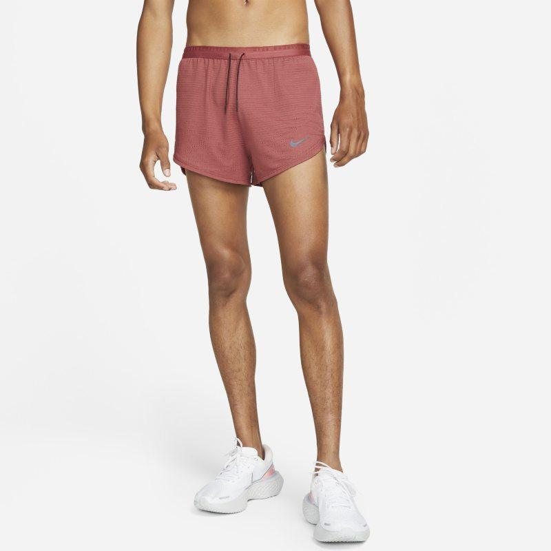 Nike Dri-FIT Run Division Pinnacle Pantalón corto de running - Hombre - Rojo