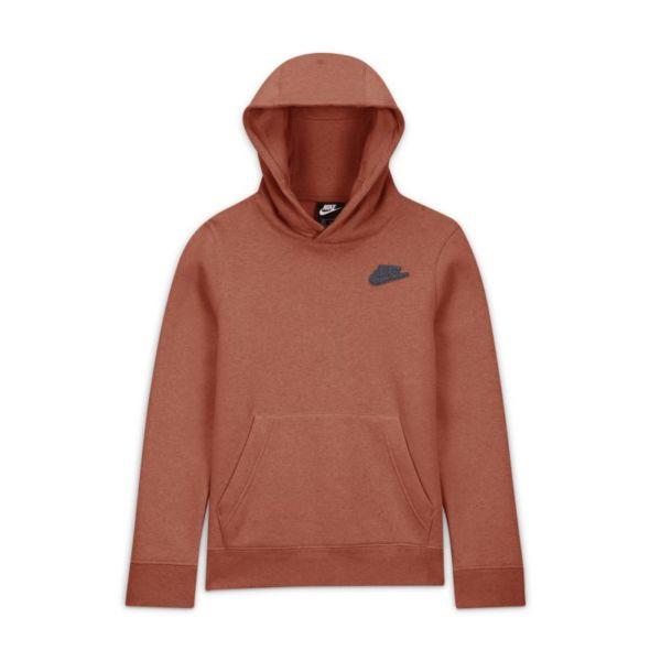 Nike Sportswear Zero Sudadera con capucha - Niño/a - Naranja