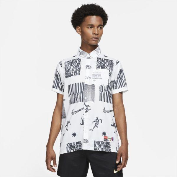 Nike F.C. Dri-FIT Camiseta de fútbol - Blanco