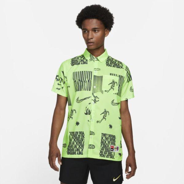 Nike F.C. Dri-FIT Camiseta de fútbol - Verde